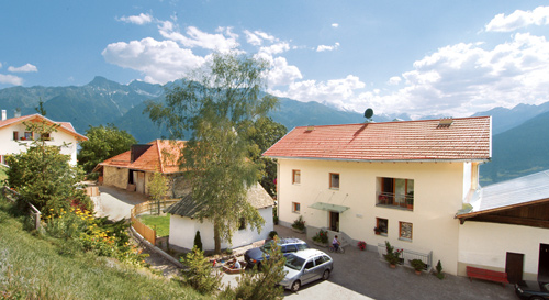 Pension Mairhof in Schluderns, Vinschgau, Südtirol